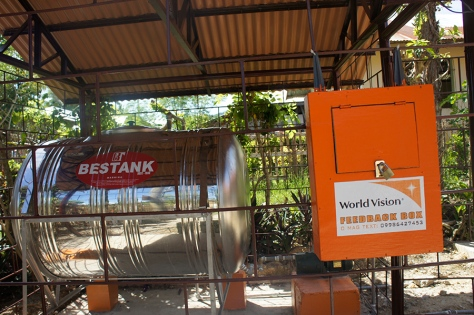 World Vision Water System