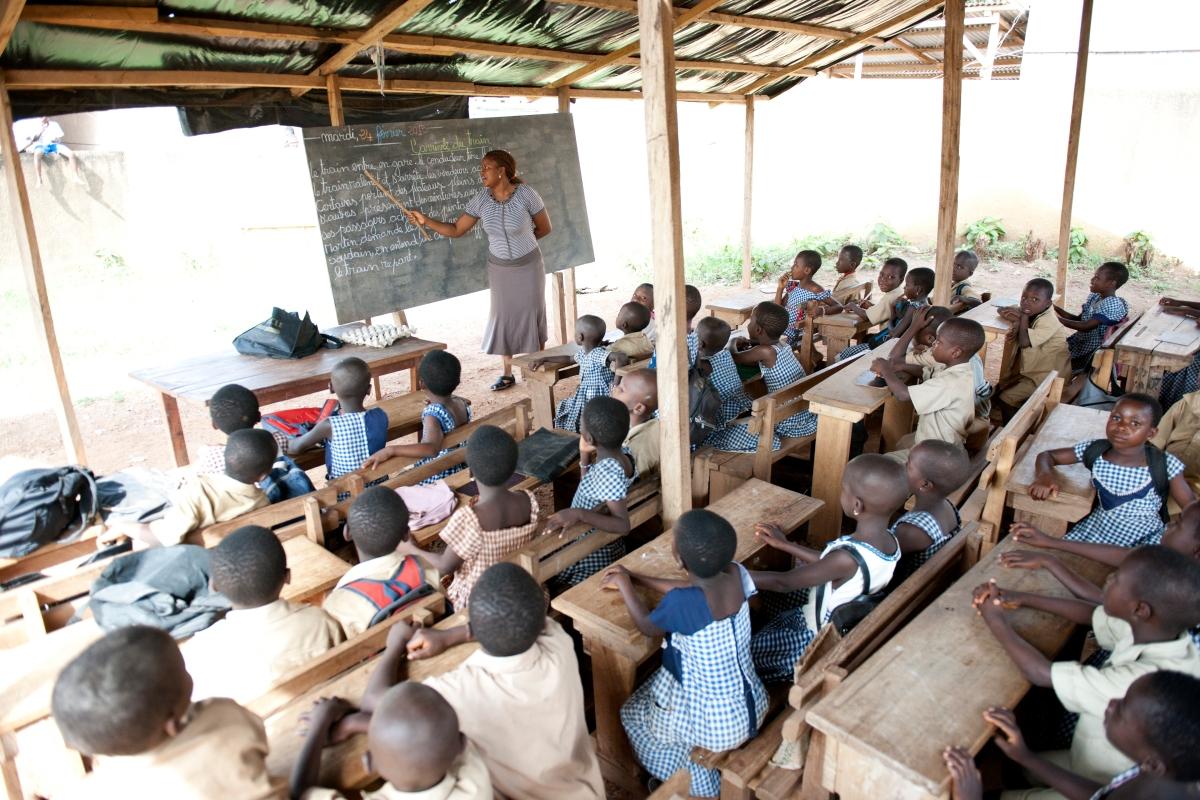 UNESCO Report Shows Sobering Global Education Progress