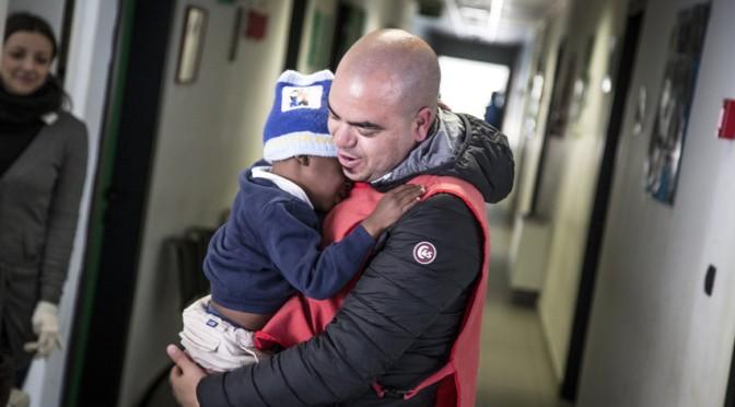 Save the Children calls on the EU to Halt Child Deaths in the Mediterranean