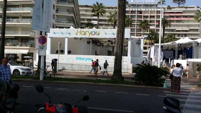 Social Good Village Opens at Cannes Film Festival