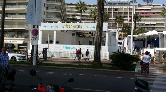 Social Good Village Opens at Cannes Film Festival