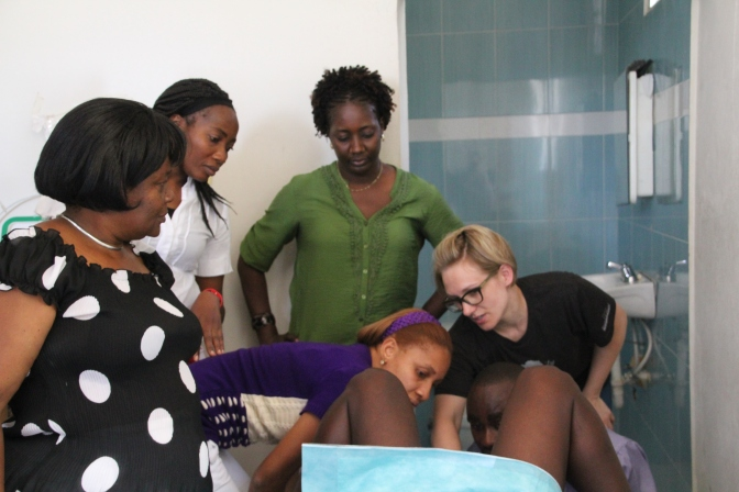 Cervical Cancer: Haitian Women's Next Biggest Killer