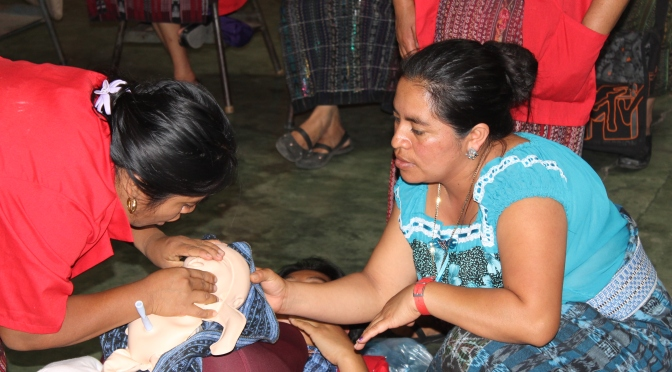 FEATURED VIDEO: Saving Mothers in Guatemala