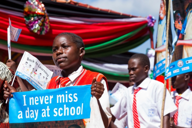 Featured Photo: Back to School Campaign in Sudan