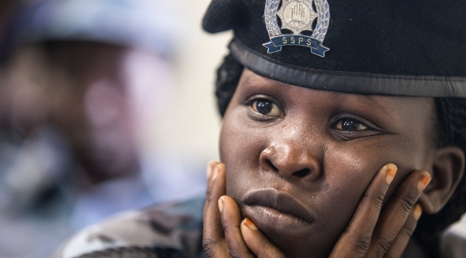 Featured Photo: South Sudan Police Officers Complete Sensitization Workshop