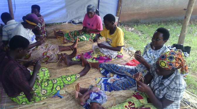 Burundi Artisans Continue Trade Despite Looming Civil War