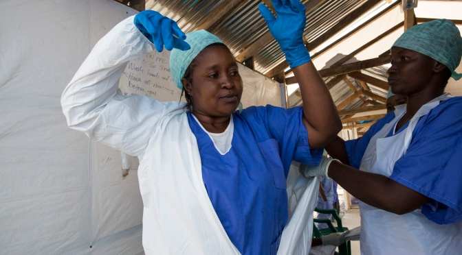 Maternal Mortality Will Rise Due to Ebola-Caused Health Worker Deaths