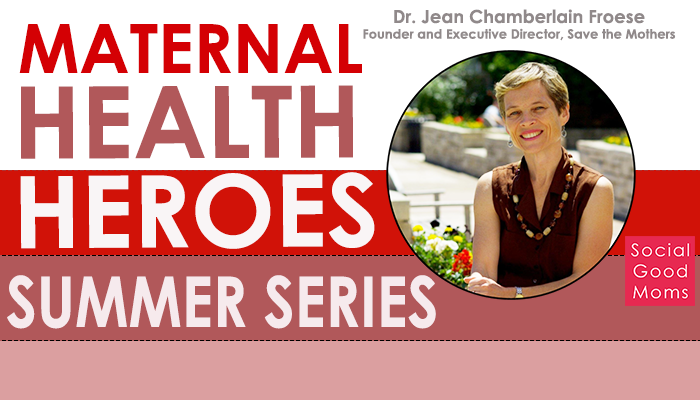 Dr. Jean Chamberlain Froese