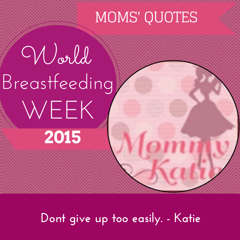 7 Moms Give Their Best Breastfeeding Advice Wbw2015 Social Good