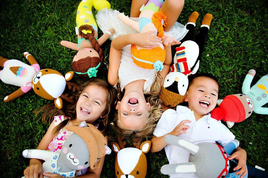 C+K Kids Playing