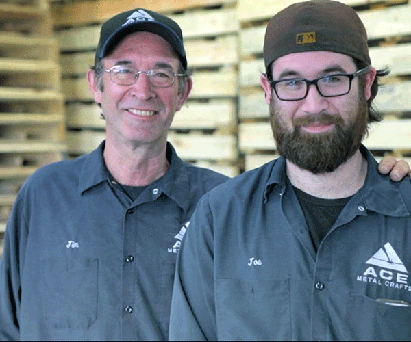 ACE Metal Works Employees