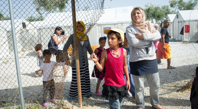 Where Have 4.8 Million Syrian Refugees Gone?