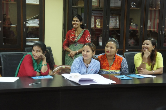 Nepali Women Increase Earning Potential Through Business Training #5by20