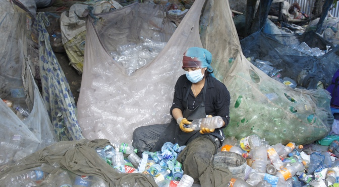 5 Ways This NGO is Helping Nepal's Women Waste Workers