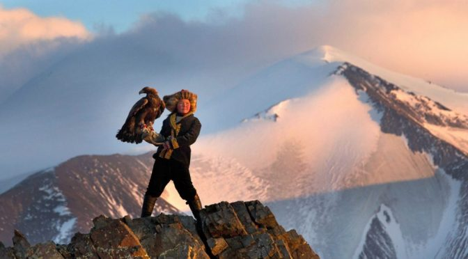 Why The Eagle Huntress Is An Empowering Film for Young Girls