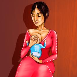 Breastfeeding_Mother