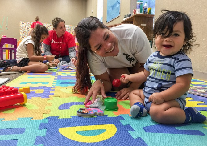 Why Save the Children Is Uniquely Suited to Help Kids After Hurricane Harvey