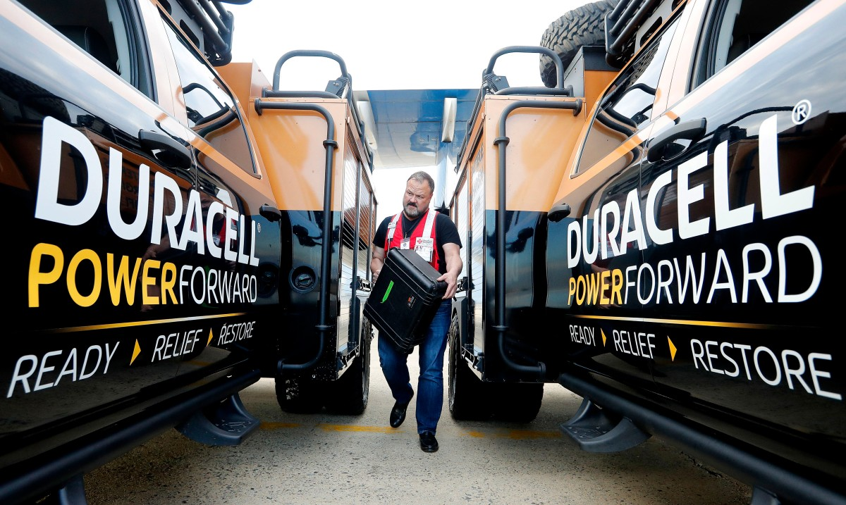 Duracell Distributes $1 Million of Batteries in Puerto Rico for Hurricane Relief