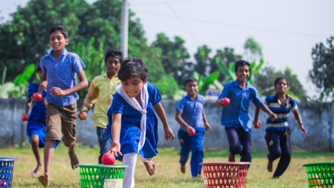 IKEA Foundation Grants $53 Million to Support Children's Right to Play
