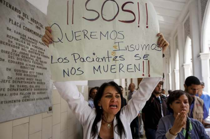 Venezuela's Health Systems are crumbling – and Harming Women in Particular