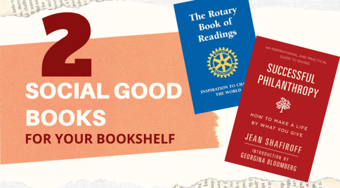 [Reviews] 2 Social Good Books For Your Bookshelf